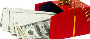 gift tax in davenport