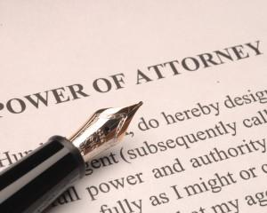 power of attorney in davenport